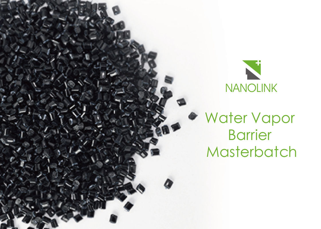 High Efficiency Black Water Vapor Barrier Masterbatch For Food / Beverage