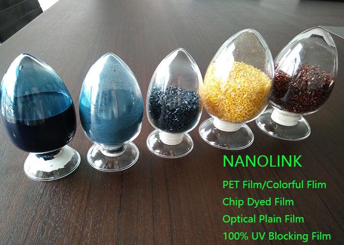 Color Masterbatch De Bloqueo Ultravioleta Materia Prima